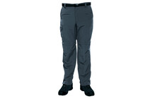 Regatta Men's Geo Anti Mosquito Zip-Off Trousers smokey